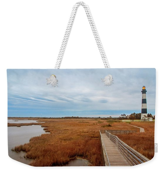 Bodie Island Lighthouse No. 3 Weekender Tote Bag