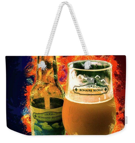 Bonaire Blond Weekender Tote Bag