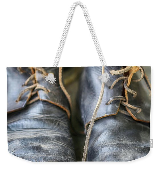 Boots Of Company H Weekender Tote Bag