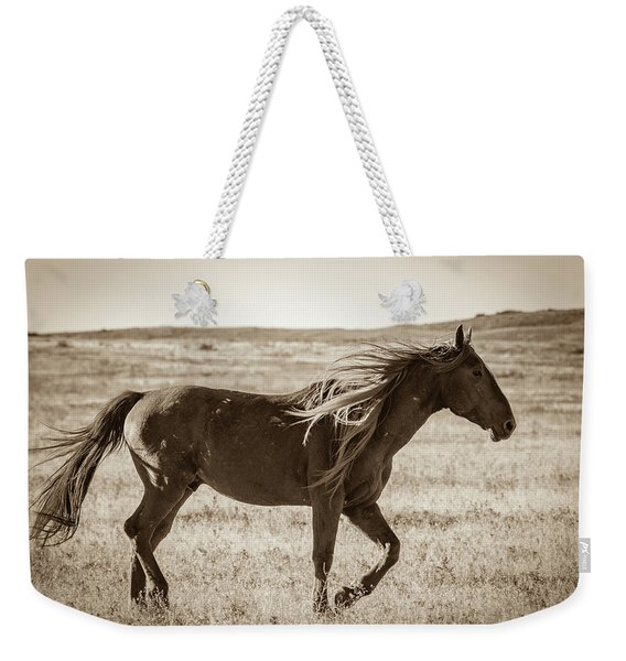 Born To Be Wild Weekender Tote Bag