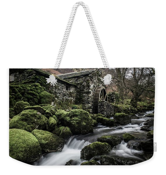 Borrowdale Mill  Weekender Tote Bag