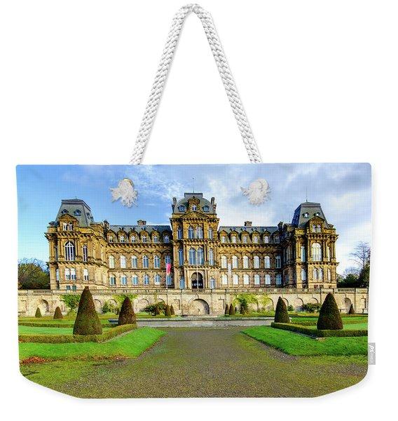 Bowes Museum Weekender Tote Bag
