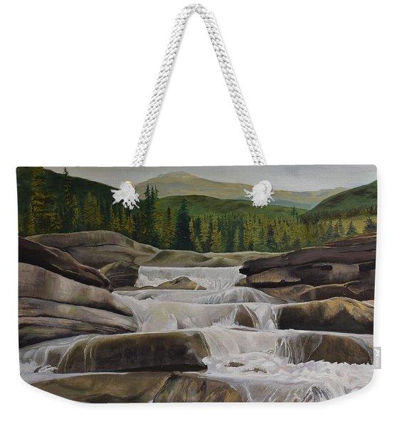 Bragg Creek Weekender Tote Bag