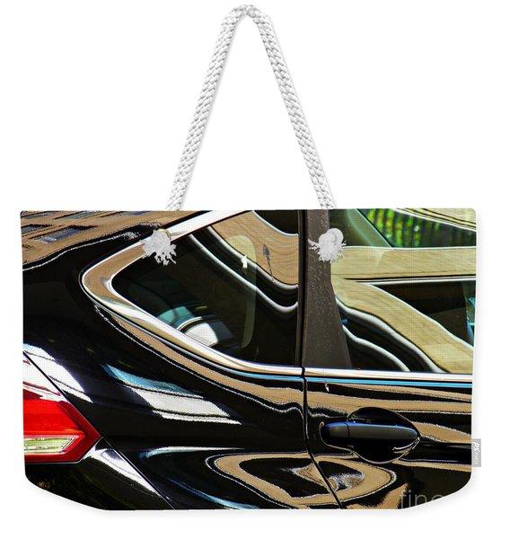 Brake Light 86 Weekender Tote Bag