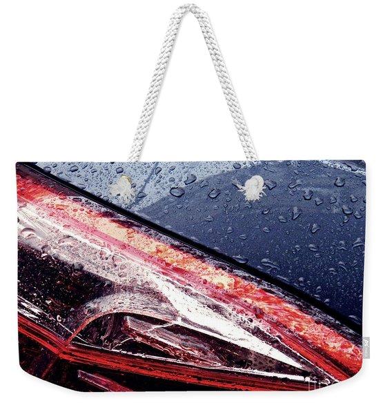 Brake Light 87 Weekender Tote Bag