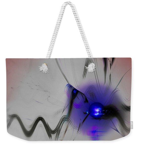 Break Away Weekender Tote Bag