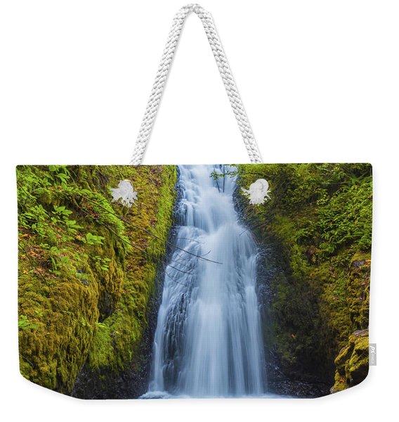Bridal Veil Weekender Tote Bag