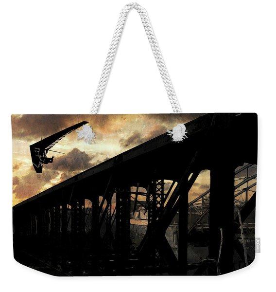 Bridge I Weekender Tote Bag