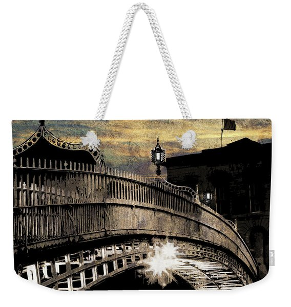 Bridge IIi Weekender Tote Bag