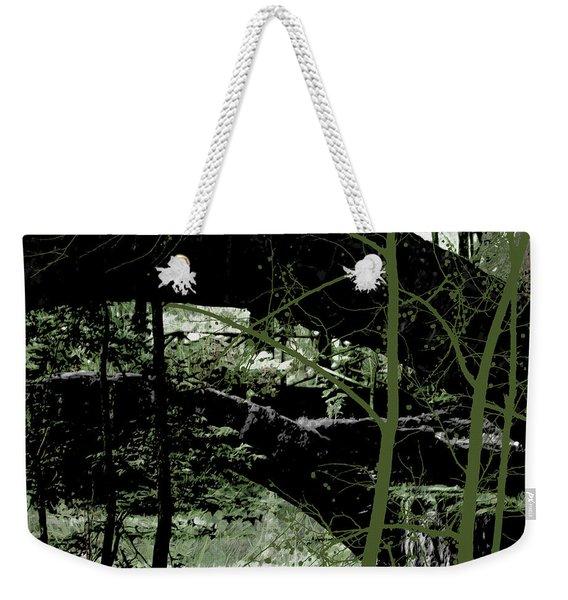 Bridge Vi Weekender Tote Bag
