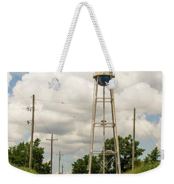 Bridgeport Water Tower  Weekender Tote Bag