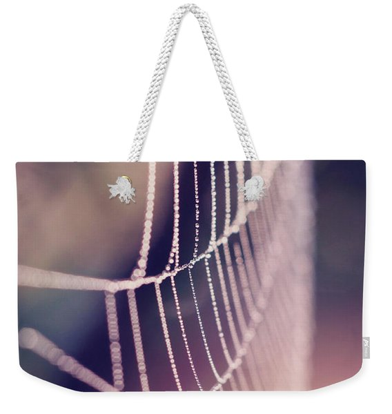 Weekender Tote Bag featuring the photograph Bright And Shiney by Michelle Wermuth