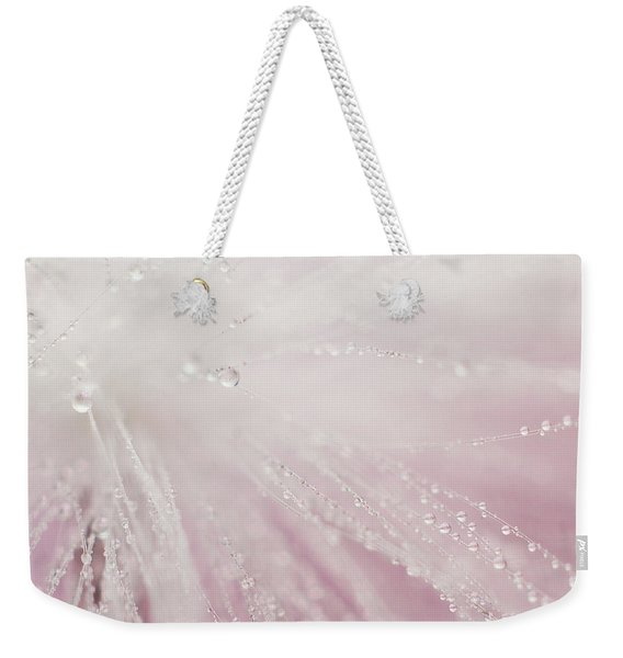 Weekender Tote Bag featuring the photograph Bright Light by Michelle Wermuth