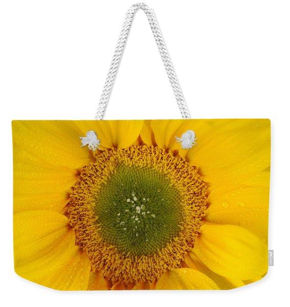 Nature's Sunshine Weekender Tote Bag