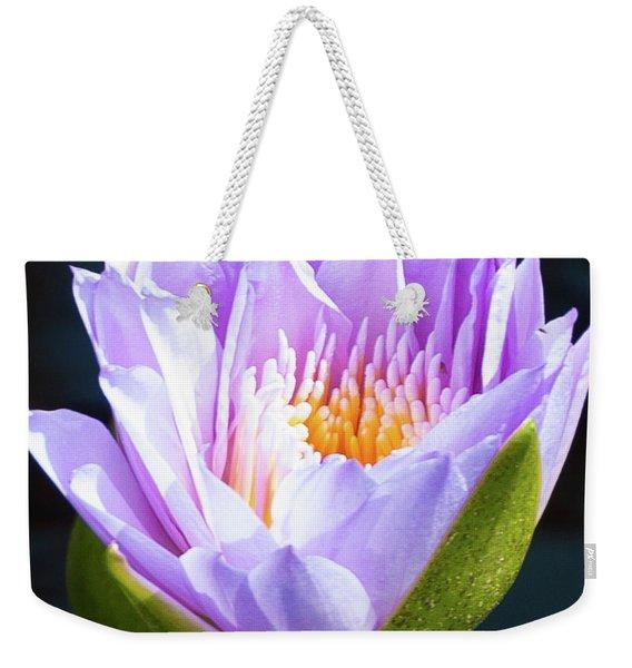 Brillance In Purple Weekender Tote Bag