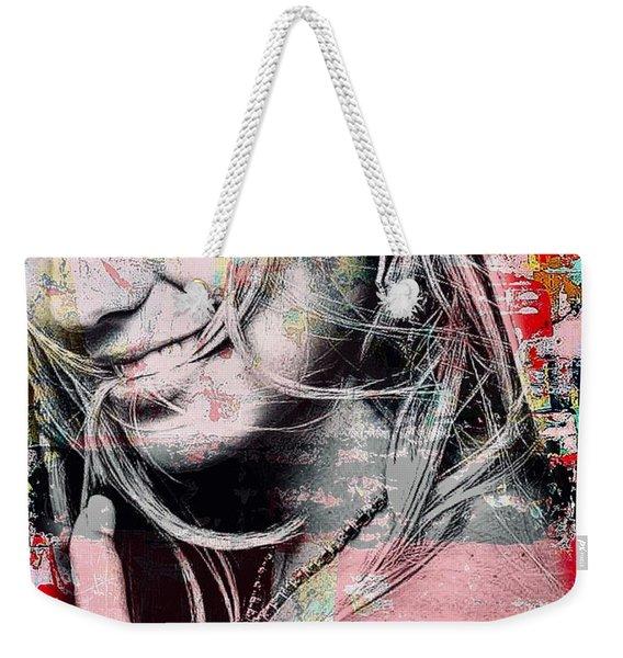 Britney Baby Weekender Tote Bag