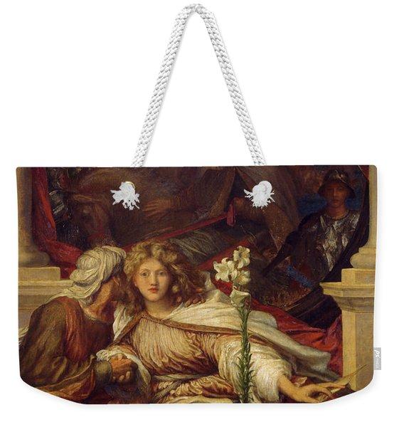 Britomartis Weekender Tote Bag