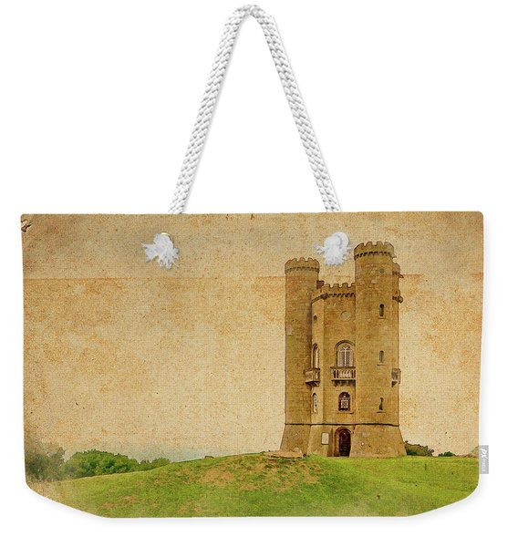 Broadway Tower Weekender Tote Bag