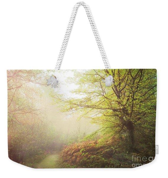 Broceliand Path Weekender Tote Bag