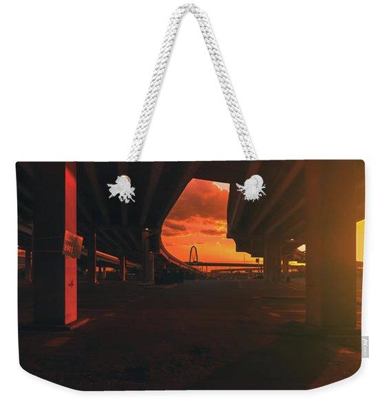 Broiler Weekender Tote Bag