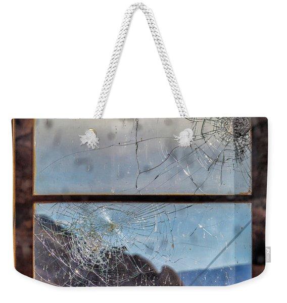 Broken Dreams Weekender Tote Bag
