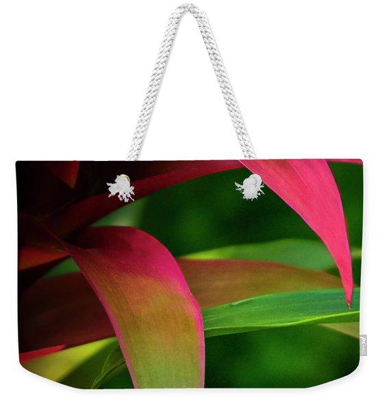 Bromelia Weekender Tote Bag