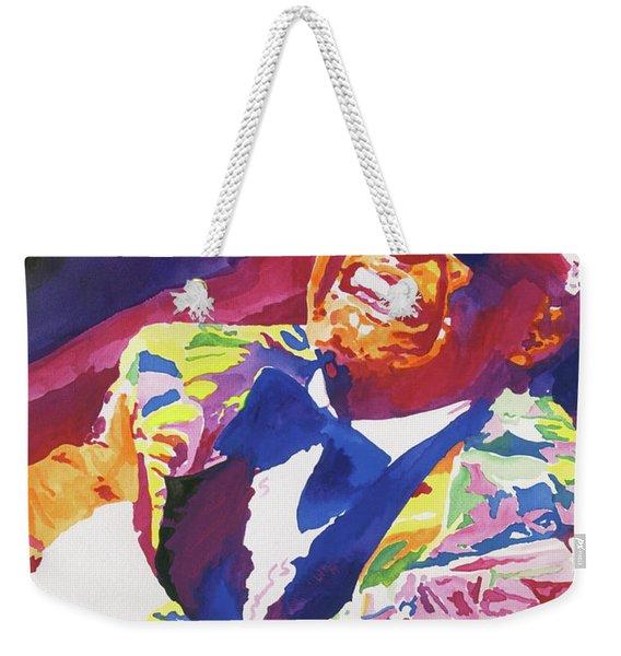 Brother Ray Charles Weekender Tote Bag