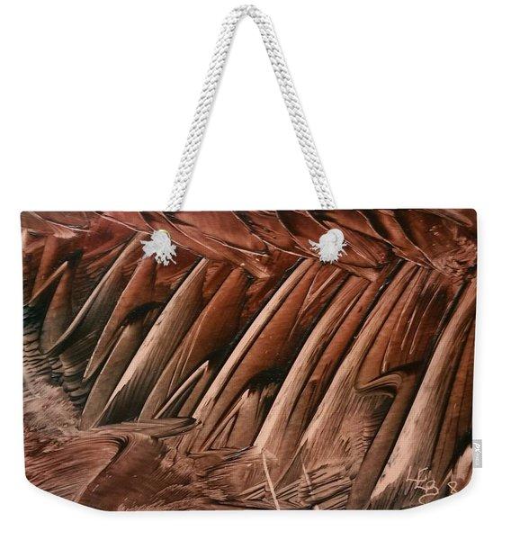 Brown Ladders/steps Weekender Tote Bag