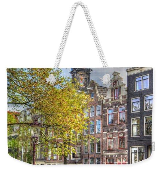 Brussels Belgium Weekender Tote Bag