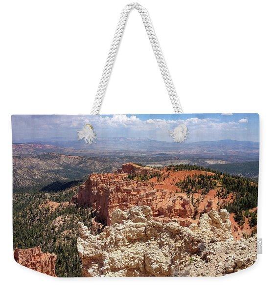 Bryce Canyon High Desert Weekender Tote Bag
