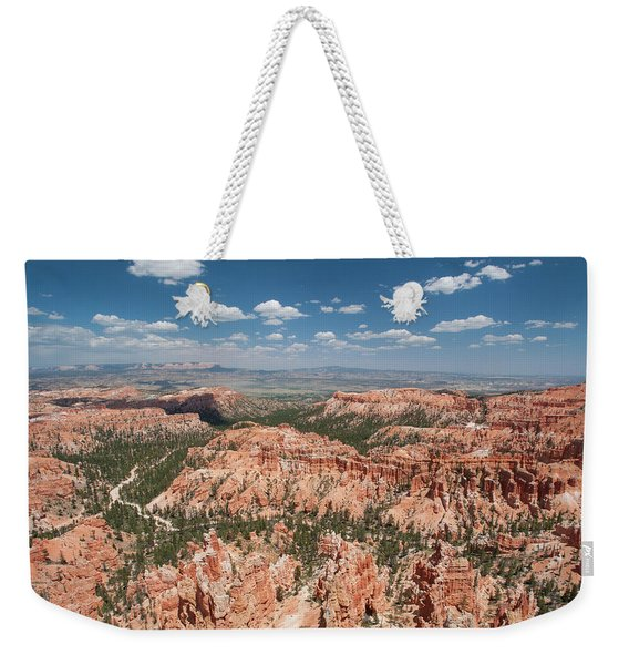 Bryce Canyon Trail Weekender Tote Bag