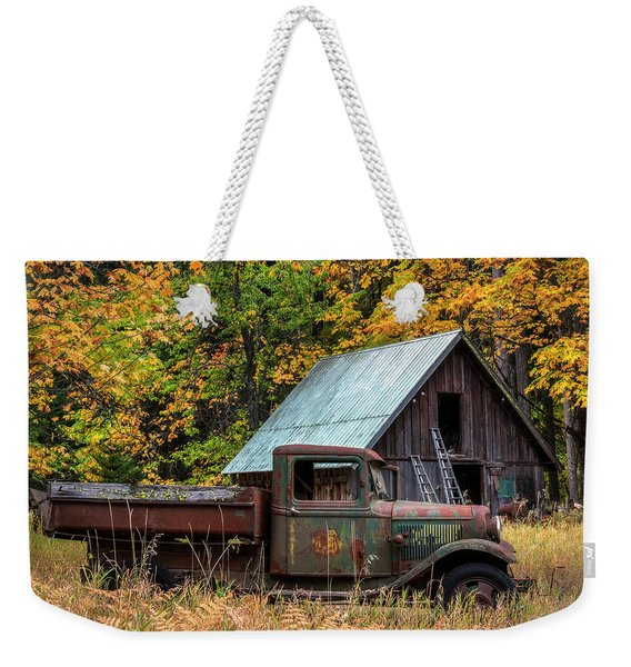 Buckner Orchard Weekender Tote Bag