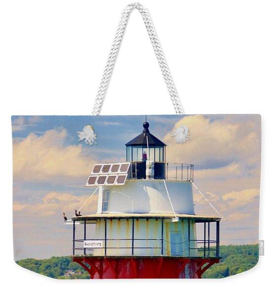 Bug Light Duxbury Weekender Tote Bag