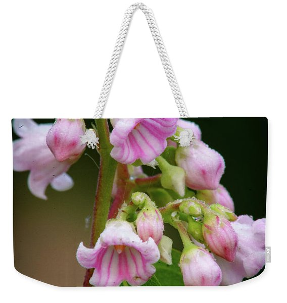 Bunch Of Dogbane Weekender Tote Bag