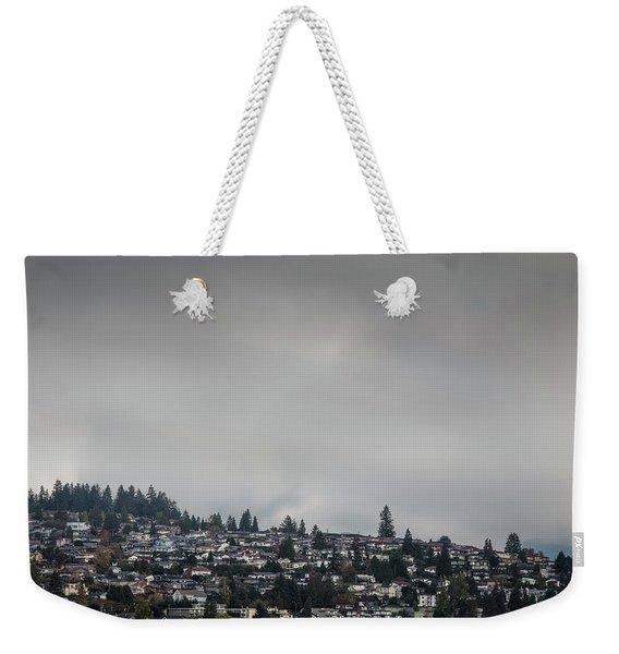 Burnaby Hill Weekender Tote Bag