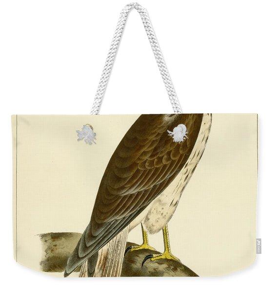 Buteo Cooperi Weekender Tote Bag