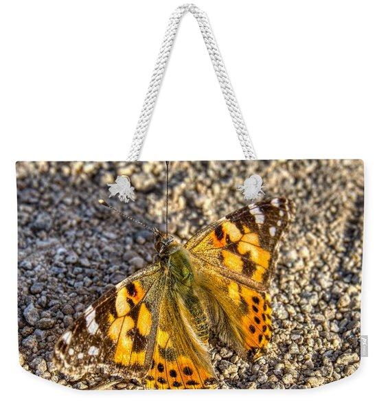 Butterfly Beauty  Weekender Tote Bag