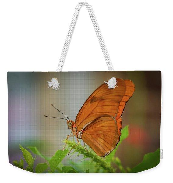 Butterfly, Delicate Wings... Weekender Tote Bag