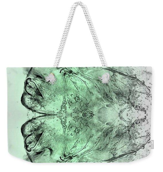 Butterfly Effect 03 Weekender Tote Bag