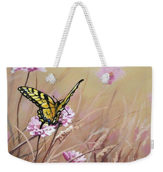 Butterfly Meadow - Part 1 Weekender Tote Bag