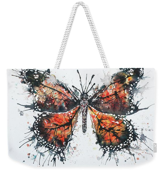 Butterfly Study I Weekender Tote Bag