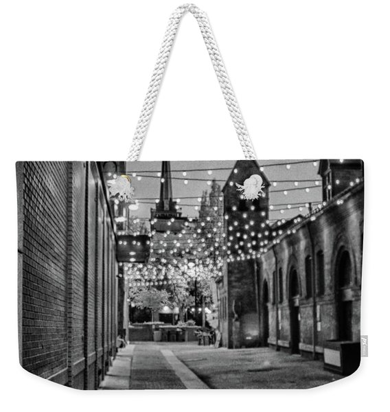 Bw City Lights Weekender Tote Bag