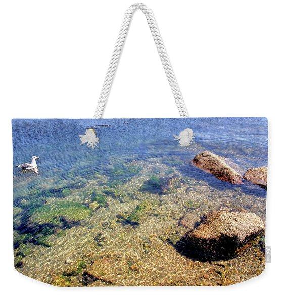 By The Bay Weekender Tote Bag