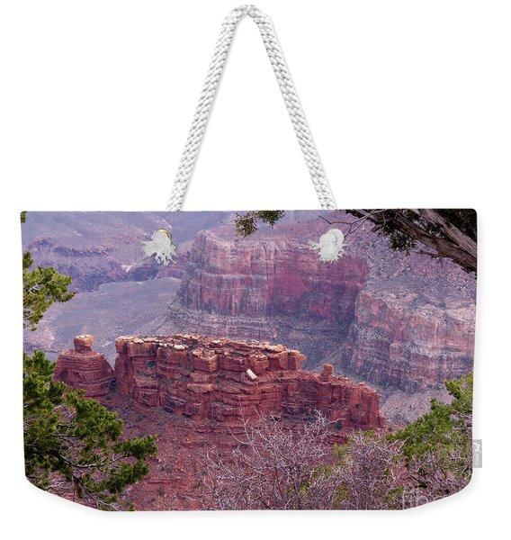 By The Ridge Weekender Tote Bag