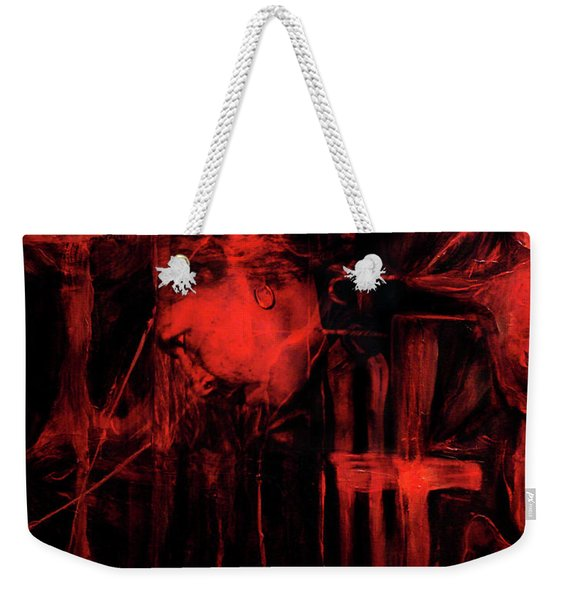 By Way Of The Holy Weekender Tote Bag