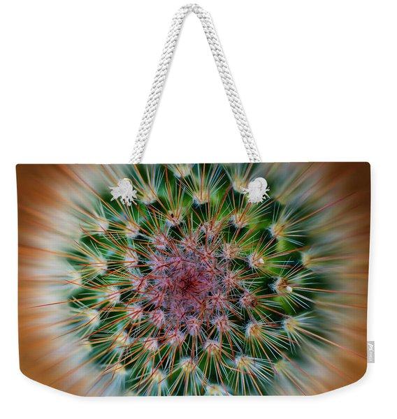Cactus Cooler Weekender Tote Bag