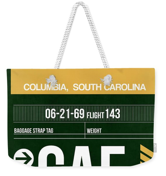 Cae Columbia Luggage Tag II Weekender Tote Bag