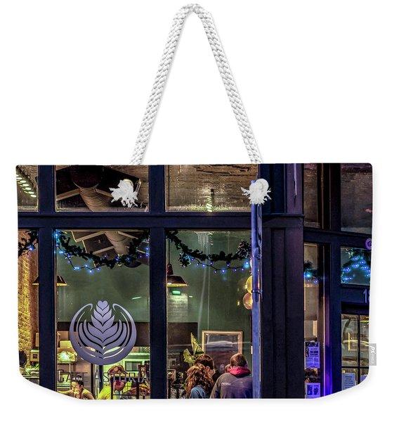 040 - Cafe Astoria Weekender Tote Bag