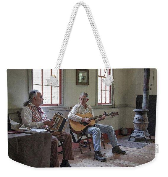 Cajuns Weekender Tote Bag
