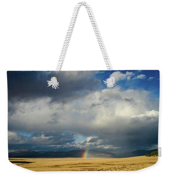 Caldera Rainbow Weekender Tote Bag